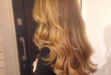 Karamel / Haircolor