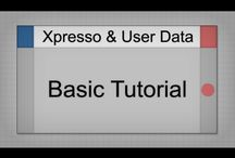 Xpresso & User Data