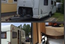 Caravan / Kaikkee hömppää karavaanareille