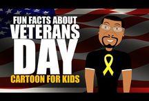 Veterans Day for kids