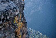 Mood Board: Hiking Yosemite / by Allaina Jeffreys