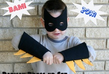 PARTY IDEAS - Super Hero / by Twin Dragonfly Designs