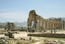 Volubilis Archaeological Site / Volubilis Archaeological Site in Morocco