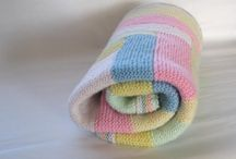 Pletení a háčkování - deky