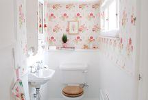 ❤  Décoration toilette ❤  / décoration pour les toilettes