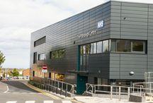 QE Hospital - state-of-the-art pathology lab / QE Gateshead's brand new state-of-the-art purpose built pathology lab serves all of South Tyneside