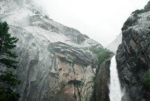 a travel guide - Yosemite