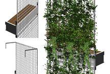 fasada zielona