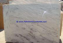 MARBLE SLABS ZIARAT WHITE CARRARA WHITE NATURAL MARBLE FOR COUNTERTOPS VANITYTOPS TABLETOPS