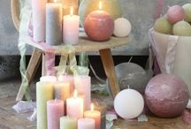 Fabrication de bougie / Paraffine, stéarine, moule, mèche tout pour fabriquer des bougies soi-même