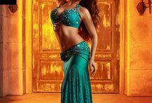 My favorite Bellydance Costumes <3
