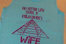 Rail Life / by Tori Morris