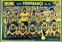 FENERBAHÇE SPOR KULÜBÜ 1980-1989
