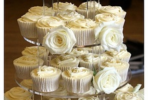 Cakes & cupcake wedding/ stands