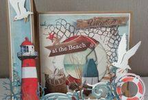 Strand kort