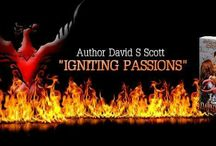 Author David S. Scott / Banner, profile pics, posts