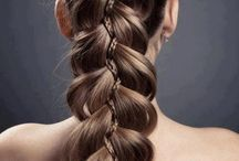 Hair / by Mindy Dossett Samad