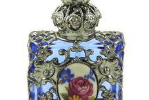 Perfume Bottles / by Mandy Heyman