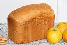 Хлебобулочные изделия. Все виды хлеба. / С портала AGGY.RU