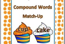 Compound Words / by Pam Christopherson