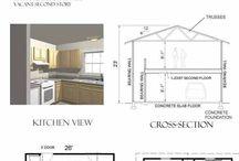 Development size house