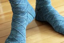 Knitting - Socks