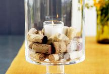 diy wine glasses / by Brooke Foster