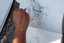 Sketch/Process