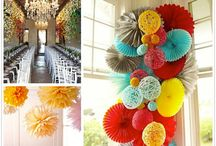 Party Decorations/Dessert Tables / by Lisa Willman