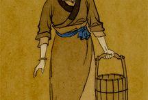 (Orientalic) Graphic style