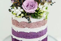 Ombre Cakes and Color