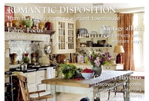 The English home mag