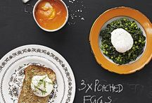 Egg Recipe Collection / Tasty recipes using eggs