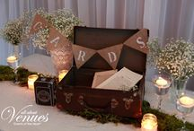 Vintage wedding decorations- wishing well idea!