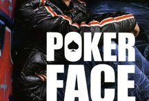 Pokerface Boek / Ik heb dit boek gekozen omdat het er leuk en spannend uitzag en het me wel leuk leek om te lezen.