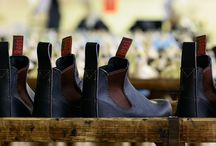 Rossi Boots Factory / We've been making boots in Australia since 1910 and we still do.