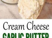 Condiments/garlic butter