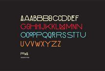 Typography / by Ivan Filipov