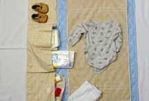 création bébé en tissu / création fait-main en tissu à destination des bébés.