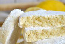 galletas de limon.
