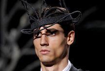 Sombreros, accesorios de pelo...
