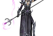 Sorceror - Human - Female