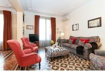Dandi Apartment Rental / Apartment Rental and interest places to visit nearby in Barcelona. This wonderful apartment is located just one block away Passeig de Gracia and is surrounded by important tourist attractions like Casa Batlló and Casa Milá (La Pedrera)