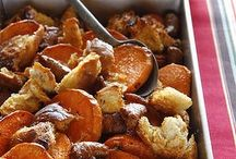 Baked Dishes / Winter warming foods