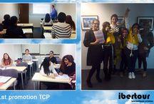 Instalaciones de Barcelona / Center in Barcelona / En Barcelona tenemos la escuela de TCP (tripulantes de cabina) In Barcelona we have de Cabin crew school