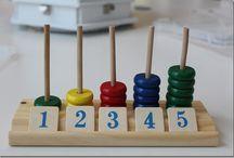 Homeschool:Math Ideas / Homeschooling ideas for math / by Christian Homeschool Moms {Demetria Zinga}