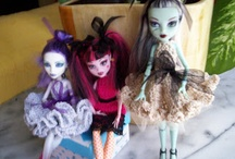 monster high / by anamary
