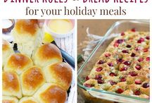 Breads and savory bakes / Homebaked, fresh bread recipes for every occasion! Rolls, loaves, filled breads. This board is filled with yeasty treats that are irresistible.