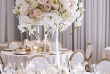 White gold decor