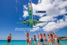 St Maarten / Everything St Maarten.  All there is to know about this beautiful island, a.k.a. The Friendly Island   St Maarten a Caribbean island shared by France and The Netherlands. It is 37 square miles with 37 beautiful white  beaches and dry forested high hills and mountain peaks and low lying tropical rainforest.   www.blueoceanvillas.com